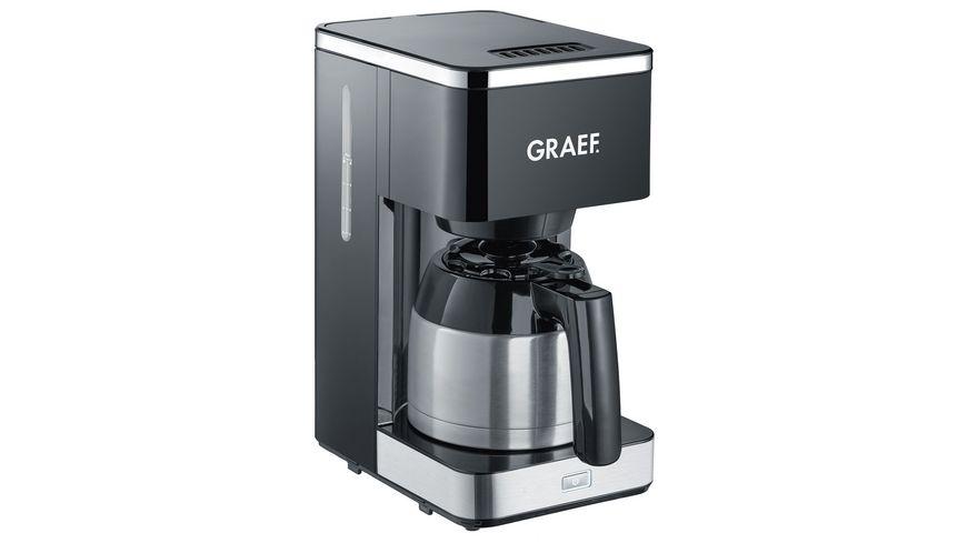 Graef Filterkaffeemaschine mit Isolierkanne FK 412