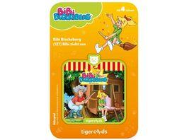 tigerbox tigercard Bibi Blocksberg zieht aus Folge 127