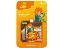 tigerbox tigercard Hexe Lilli Das geheime Zimmer Das Wildpferd