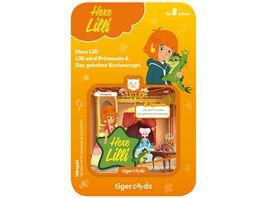 tigerbox tigercard Hexe Lilli Lilli wird Prinzessin Das geheime Kuchenrezept