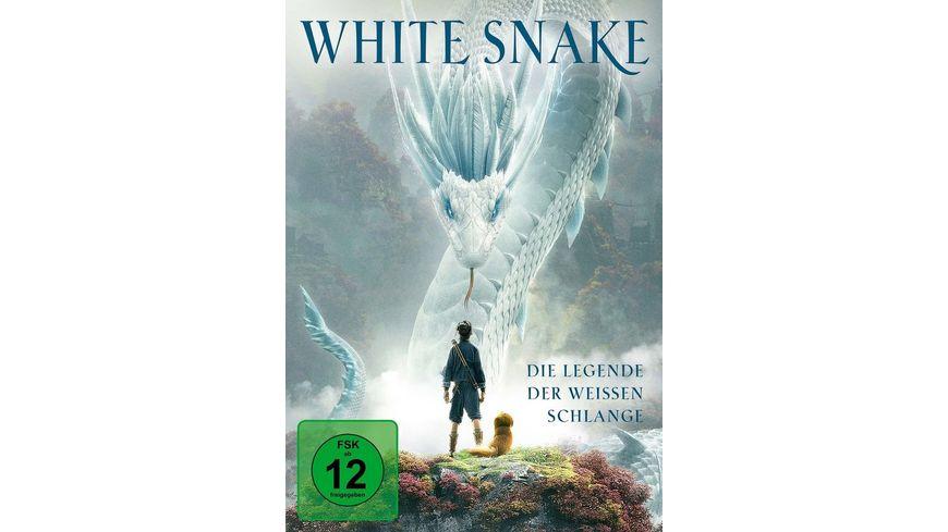 White Snake Die Legende der weissen Schlange