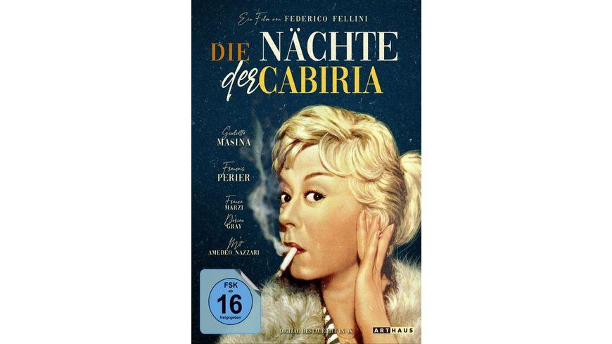 Die Naechte der Cabiria Special Edition Digital Remastered