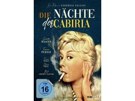 Die Naechte der Cabiria Special Edition Digital Remastered