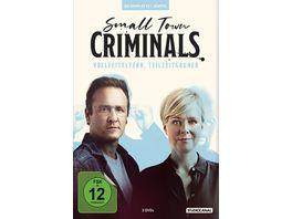 Small Town Criminals Vollzeiteltern Teilzeitgauner 1 Staffel 3 DVDs