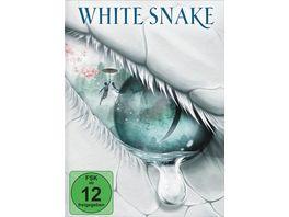 White Snake Die Legende der weissen Schlange Mediabook