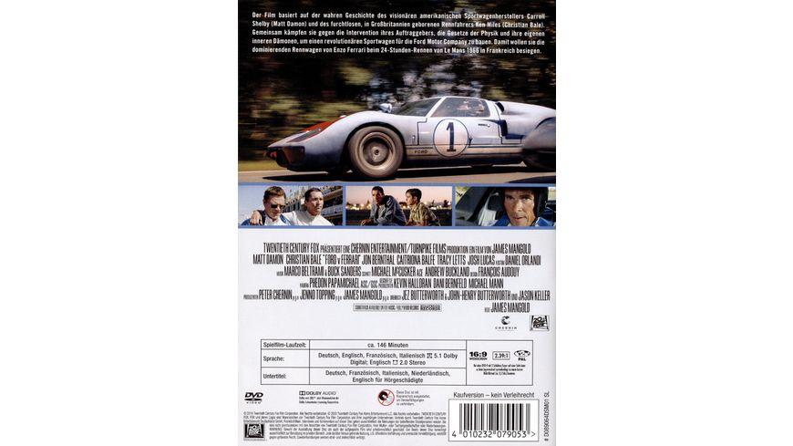 Le Mans 66 Gegen jede Chance