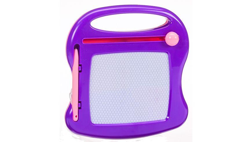 Mueller Toy Place Magische Maltafel mini Color lila pink