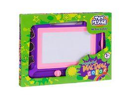 Mueller Toy Place Magische Maltafel Color lila pink
