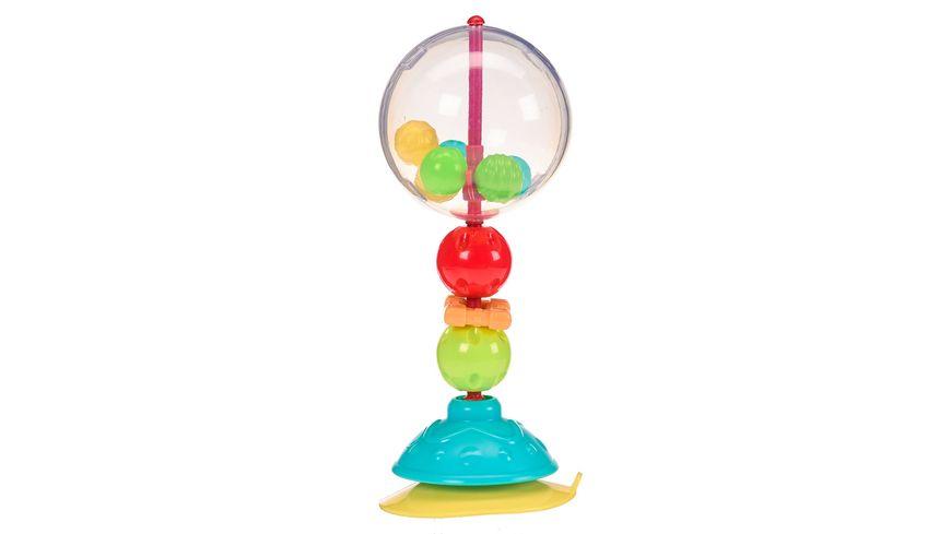 Müller - Toy Place - Hochstuhl und Boden-Spielzeug