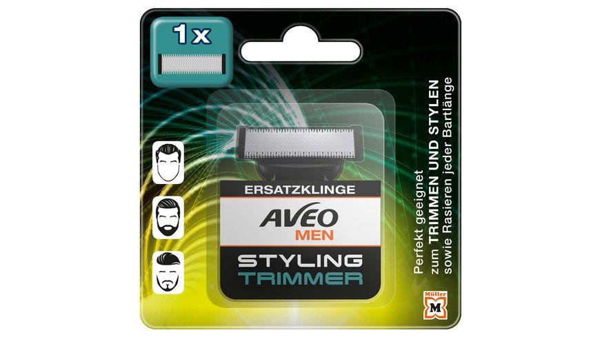 AVEO MEN Styling Trimmer Ersatzklinge 1 Stück