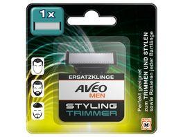 AVEO MEN Styling Trimmer Ersatzklinge 1 Stueck