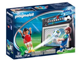 PLAYMOBIL 70245 Sports Action Torwandschiessen