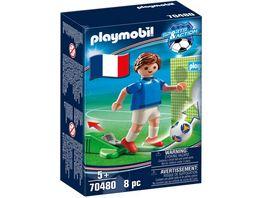 PLAYMOBIL 70480 Sports Action Nationalspieler Frankreich