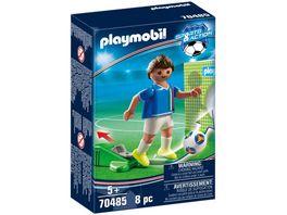 PLAYMOBIL 70485 Sports Action Nationalspieler Italien