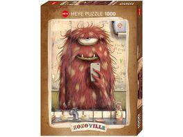 Heye Standardpuzzle 1000 Teile Zozoville Selfie