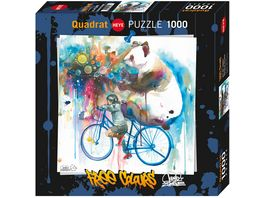 Heye Standardpuzzle 1000 Teile Free Colours Universe Creator