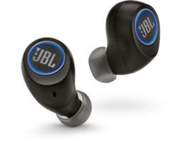 JBL True Wireless Headset Free X schwarz