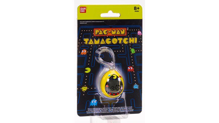Bandai 42850 PAC MAN Tamagotchi gelb