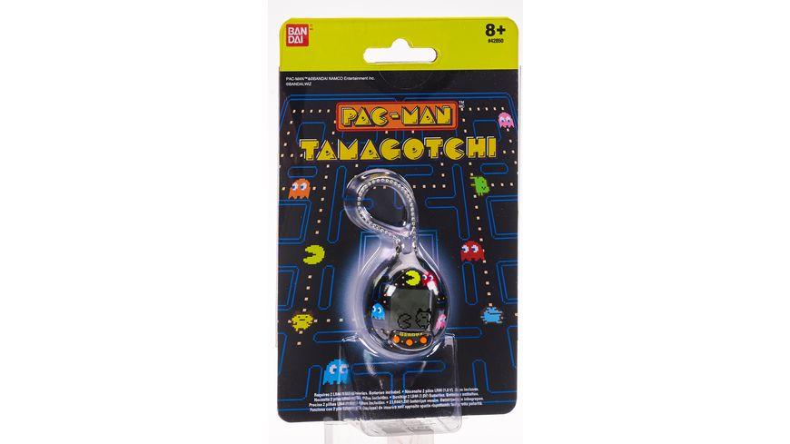 Bandai 42850 PAC MAN Tamagotchi schwarz