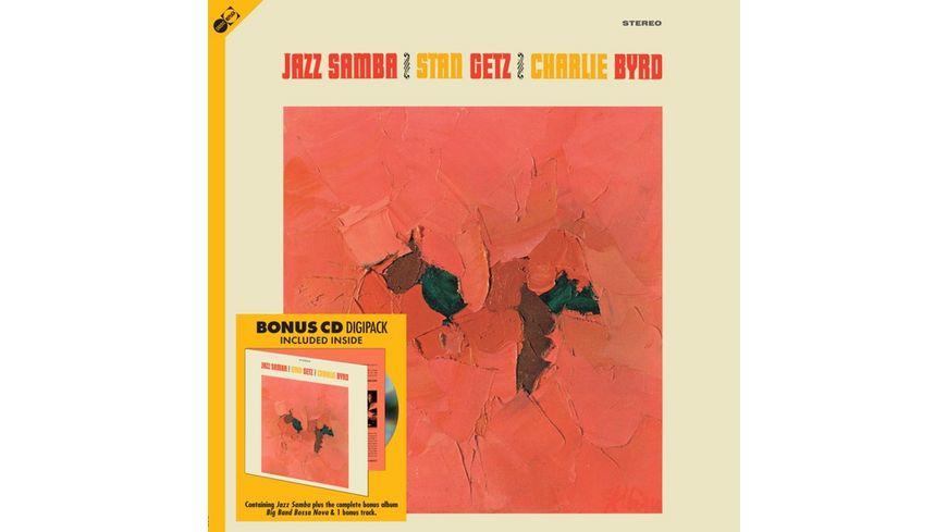 Jazz Samba 180g LP Bonus CD