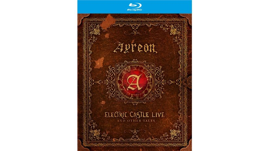 Electric Castle Live And Other Tales Bluray
