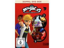 Miraculous 17 18 Die DVD zur TV Serie 2 DVDs