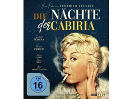 Die Naechte der Cabiria Special Edition