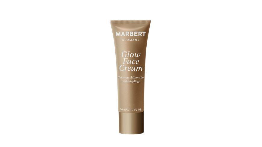 MARBERT Glow Face Cream, Teintverschönernde Gesichtspflege