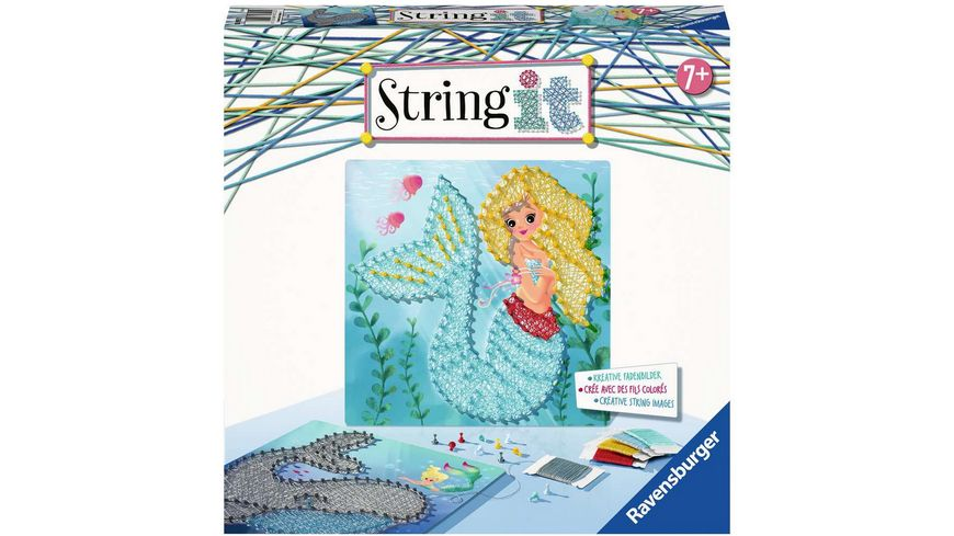 Ravensburger Beschaeftigung String it Midi Ocean