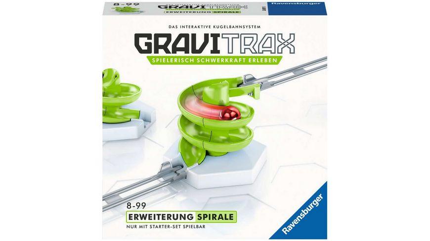 Ravensburger Beschaeftigung GraviTrax Action Steine Spirale