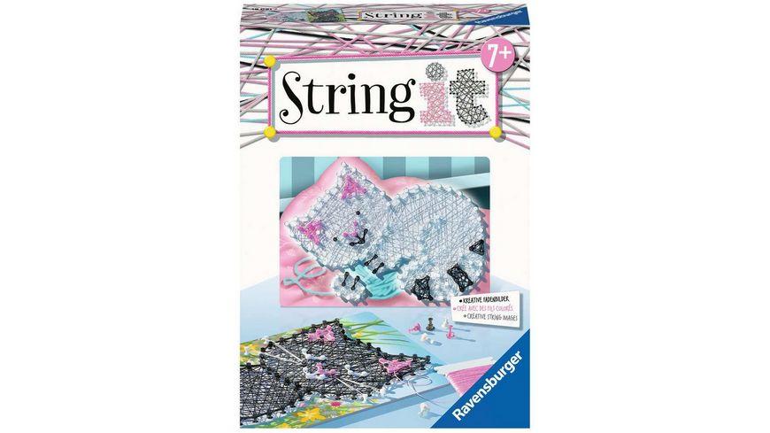 Ravensburger Beschaeftigung String it Mini Cats