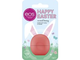eos Happy Easter Coconut Bunny Sphere Lip Balm