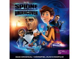 Spione Undercover Hoerspiel zum Kinofilm