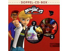 Miraculous Hoerspiel Doppel Box Folgen 17 18