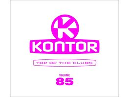 Kontor Top Of The Clubs Vol 85
