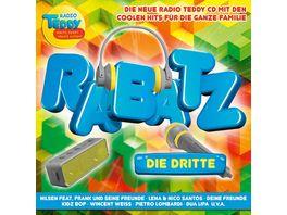 Radio Teddy Rabatz Die Dritte