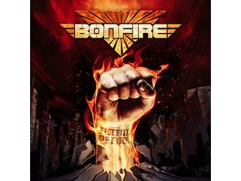 Fistful Of Fire Digipak