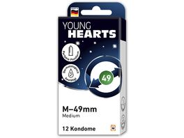 YOUNG HEARTS M 49mm