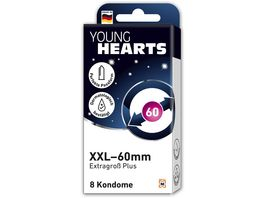 YOUNG HEARTS XXL 60mm