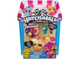 Spin Master Hatchimals Colleggtibles Serie 7 Hatchipets 4 Pack