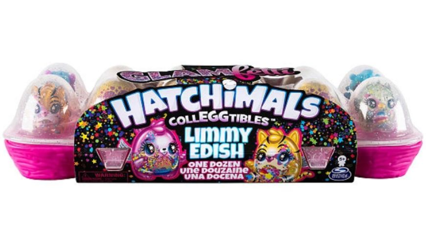 Spin Master Hatchimals Colleggtibles Serie 7 12 Pack Eierkarton