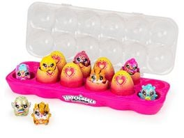Spin Master Hatchimals Colleggtibles Serie 7 12 Pack Eierkarton