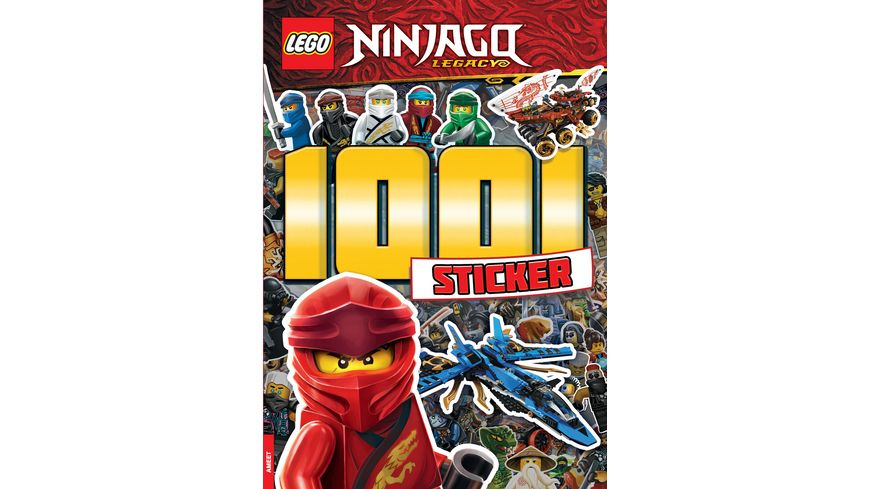 LEGO NINJAGO 1001 Sticker