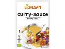 BIOVEGAN Sauce Curry