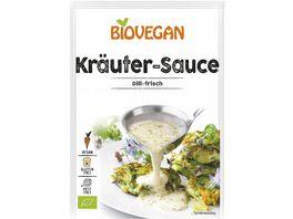 BIOVEGAN Sauce Kraeuter