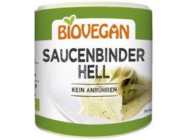 BIOVEGAN Saucenbinder Hell instant