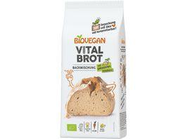 BIOVEGAN Brotbackmischung Vital