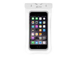 Xlayer Schutzhuelle Waterproof Phone Pouch White
