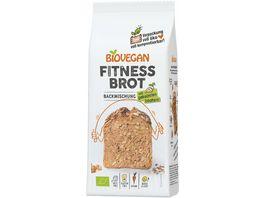 BIOVEGAN Brotbackmischung Fitness