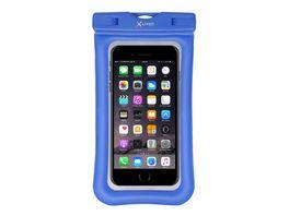 Xlayer Schutzhuelle Waterproof Phone Pouch Blue